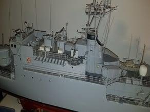 15 Naval figurine