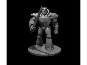 Iron Golem Updated