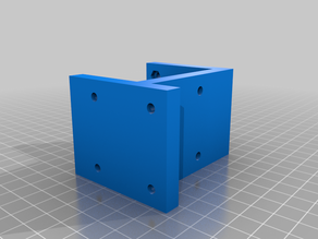 i3/Clone/M508/A8 Mount for Hybrid Modular Spool Roller