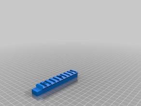 Lower handguard + Rail