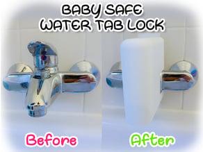 Baby Safe Water Tab Lock