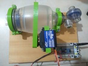 3D printing respirator for Coronavirus - Pediatric version