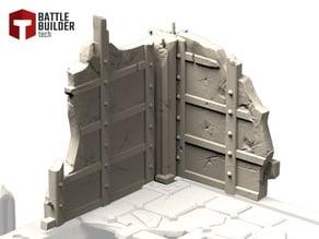BATTLE BUILDER TECH: The Last Temple