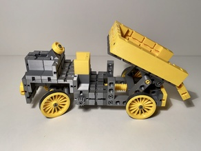 kbricks tipper truck