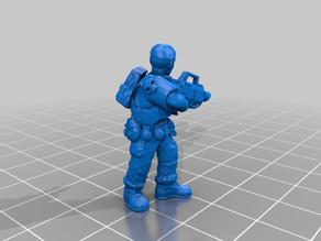 Imperium - Elites / Paratroopers