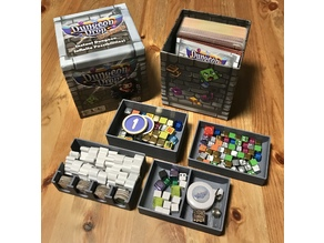 Organizer Trays for Dungeon Drop Deluxe