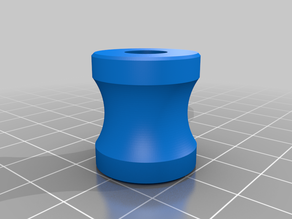 Cable Bender Hourglass Dowel (Customizable)