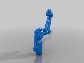 Mechanical Infantry Legs