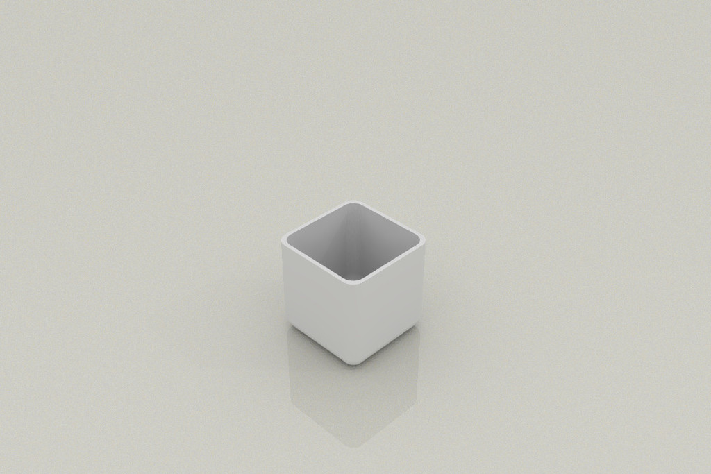 simple box 2x2 rounded