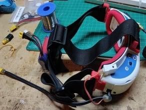 Fatshark - GoPro Head Strap - Clips