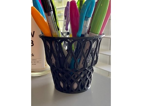 Pen & Pencil Holder Cup