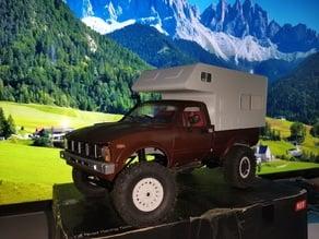 WPL C24 1:14 Toyota Hilux camper
