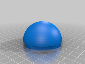 Sphere impossible dovetail [M3 Puzzle]