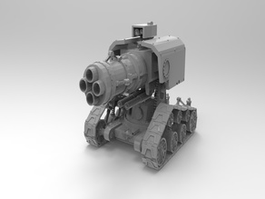 Jarhead Artillery Piece