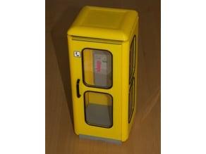 German Phone Booth