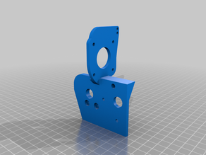 CR-10 or Ender 5 Plus Direct Drive Remix