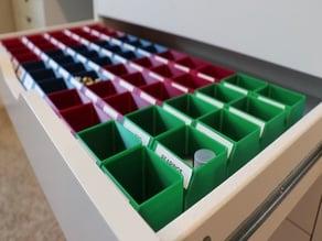 Hardware Organizer Boxes
