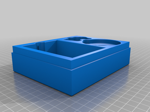 Unmatched Deck Box