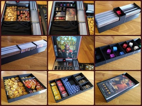 Roll Player Organizer (incl. Monsters & Minions)