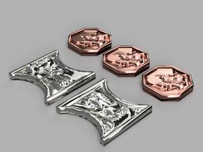 Warhammer Fantasy Roleplay Coins