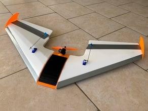 FT arrow fuselage