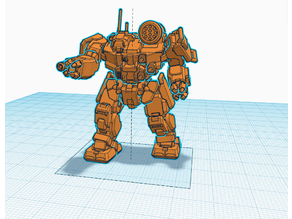 Battletech MWO Thunderbolt TDR-5SE Updated