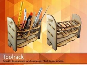 Brushrack and Toolrack