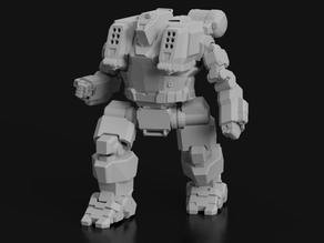 HBK-4SP Hunchback for Battletech