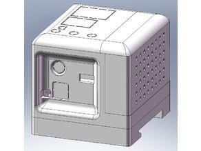Contenitore piattaforma IOTGEMINI con Arduino Nano e NRF24L01