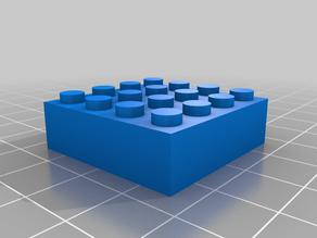 My Customized Lego Brick Maker (customizer-friendly)