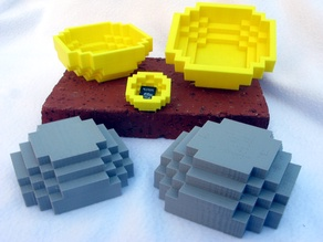 Bowls from Cubes