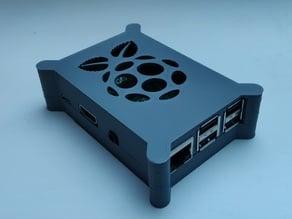 Case 4 Raspberry Pi 2+3