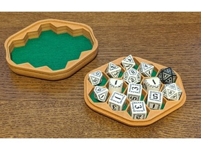 Another Dice Box and Tray