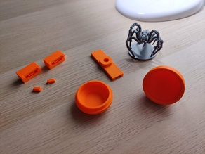 Modular miniature painting handle v1.0