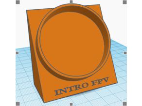 FPV Challenge Coin Holder
