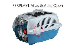 Ferplast Atlas - side clips