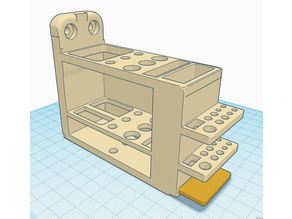 Tools Box for 2040 Extrusion