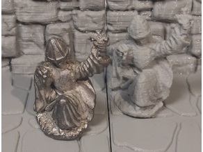 Replica of Grenadier Specialists 2006 #9 Miniature