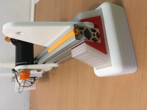 Rail Holder for Cable Cam