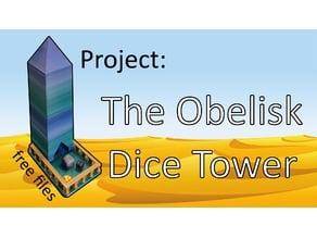 The Obelisk Dice Tower
