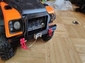 Defender Front Bumper TRX 4