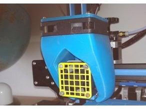 Ender/CR-10 - Print cooling for 60mm fan