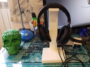 Headset stand (Corsair style)