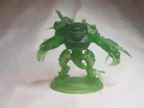 Plague Dreadprince - Demon Prince of Pestilence