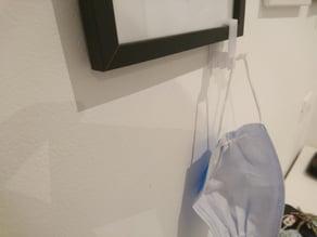 Clip Mask Hanger