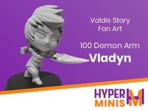 Vladyn | 100 Demon Arm