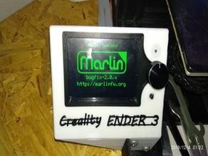 Display cases BIGTREETECH TFT35 V3.0  for Ender 3 or Alu profile 4040