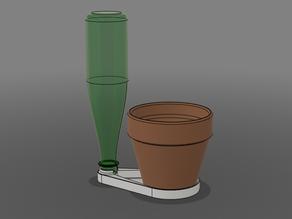 Plant Abreuvoir