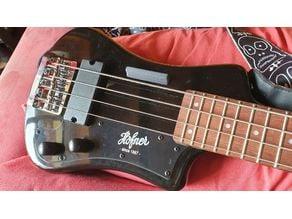 Hofner shorty bass thumb rest