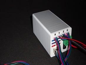 Sliding Lid RAMPS 1.4 Box - Lower Profile